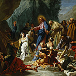 Jean Jouvenet – The Raising of Lazarus, Los Angeles County Museum of Art (LACMA)