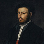 Los Angeles County Museum of Art (LACMA) - Veneto-Lombard School - Portrait of a Young Nobleman