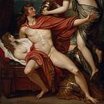 Thetis bringing the Armor to Achilles, Benjamin West