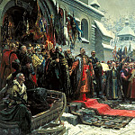 Khmelko Michael – Forever with the Russian people, 900 Classic russian paintings