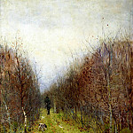 900 Classic russian paintings - Isaak Levitan - Autumn Landscape