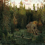 900 Classic russian paintings - Vasnetsov Apollinary - Skeet