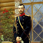 Ilya Repin – Portrait of Emperor Nicholas II. 1896, 900 Classic russian paintings