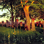 900 Classic russian paintings - Schilder Andrew - apiary