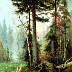 Klever Julius - Brie. 1895, 900 Classic russian paintings