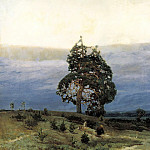 Vasnetsov Apollinary - Twilight, 900 Classic russian paintings