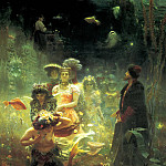 900 Classic russian paintings - Ilya Repin - Sadko