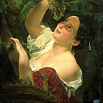 900 Classic russian paintings - BRYULLOV Karl - Italian noon