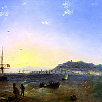 Ivan Aivazovsky - Kerch, 900 Classic russian paintings