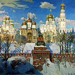 900 Classic russian paintings - Oksana PAVLOVA - Heart of Russia. 2003