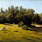 900 Classic russian paintings - Vladimir Orlovsky - Noon