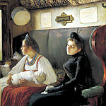 Leonid Pasternak – to native, 900 Classic russian paintings