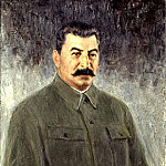 900 Classic russian paintings - Portraits of Stalin - Peter Kälin