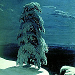 Shishkin Ivan - the northern wilderness ... , 900 Classic russian paintings