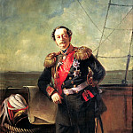 Portrait of a Governor-General of Eastern Siberia, Count P. Muraveva-Amur, Konstantin Makovsky