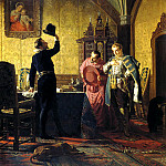 900 Classic russian paintings - Neuro Nick - Oath of False Dmitry I Polish King Sigismund III to the introduction of Catholicism in Russia