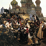 Surikov Basil – Fine arts, 900 Classic russian paintings