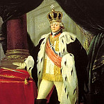 900 Classic russian paintings - Tonci Salvator - Portrait of Emperor Paul I. 1801