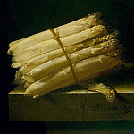 Dutch painters - Coorte Asparagus