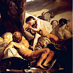 Dutch painters - CAMPEN Jacob van Mercury Argus And Io