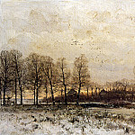 Apol Louis Zonsondergang, Dutch painters