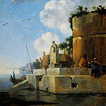 Dutch painters - Asselijn Ruin