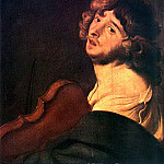 Dutch painters - BACKER Jacob Adriaensz The Hearing