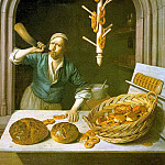 BERCKHEYDE Job Adriaensz The Baker, Dutch painters