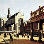 Berckheyde 74Townsc, Dutch painters