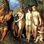 Dutch painters - BALEN Hendrick van The Judgement Of Paris