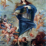 ESCALANTE Juan Antonio Frias y Immaculate Conception, Spanish artists