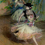 Spanish artists - Roig Spanish Ballerinas