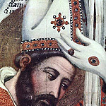 Spanish artists - BASSA Arnaldo The Consecration Of St Marcus detail