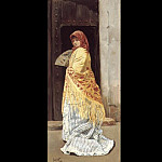 The Yellow Shawl, Spanish artists