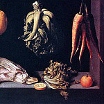 Spanish artists - SANCHEZ COTAN Juan Still Life