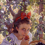 Pons Arnau Francisco Comiendo fruta, Spanish artists
