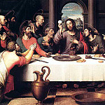 Spanish artists - JUANES Juan de The Last Supper