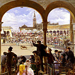 Aranda Jose Jimenez y Plaza De Toros, Spanish artists
