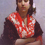 Spanish artists - Garreta, Raimundo de Madrazo y (Spanish, 1841-1920)2