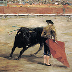 Spanish artists - In The Bullring