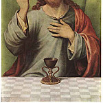 Spanish artists - JUANES Juan de Christ With The Chalice