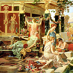 Spanish artists - Oberhausen Emmanuel The Roman Bath
