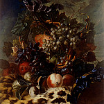 Alcazar Luis Paret Y Still Life Of Fruit, Spanish artists
