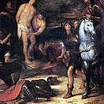 Spanish artists - ANTOLINEZ Jose Martyrdom Of St Sebastian