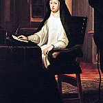 CARRENO DE MIRANDA Juan Queen Mary Anne Of Austria As A Widow, Spanish artists