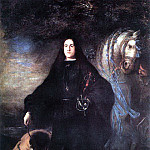 Spanish artists - CARRENO DE MIRANDA Juan Duke Of Pastrana