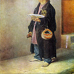 Boy – craftsman. 1865, Vasily Perov