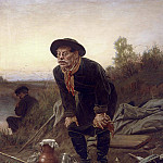 Fisherman, Vasily Perov