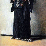 Japanese beggar. Around 1904, Vasily Vereshchagin