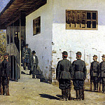 Vasily Vereshchagin - Spy. 1878-1879